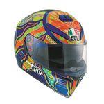 AGV K3 SV 5 Continents Replica Helmet