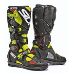 Sidi Crossfire 2 SRS Boots Fluo Yellow Black