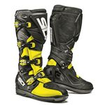 Sidi Xtreme SRS Boots Yellow Fluo Black