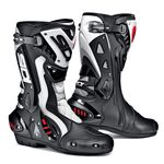 Sidi ST boots white black