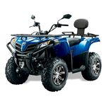Quadzilla C Force 450S Road Legal New Quad Blue