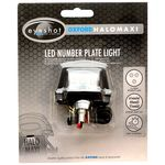 Oxford Halomaxi LED Number Plate Light