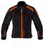 Spada Plaza Jacket Orange / Black