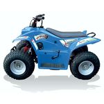 Quadzilla Buzz 50 Junior Off Road Quad Blue