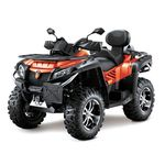 Quadzilla X8 Facelift 4X4 V-Twin EPS Road Legal quad Orange for sale Nottinghamshire