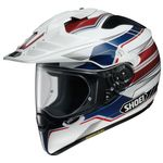 Shoei Hornet ADV Navigate TC2 motorcycle helmet