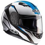 HJC CS-15 Sebka Blue Helmet