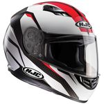 HJC CS-15 Sebka Red Helmet