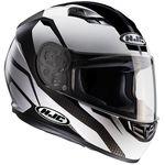 HJC CS-15 Sebka Black Helmet