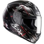 HJC CS-15 Songtan Red Helmet