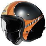 Shoei J.O Waimea TC10 motorcycle helmet