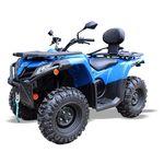 Quadzilla Terrain 450 4x4 EFI EPS quad blue