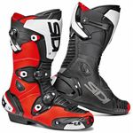 Sidi Mag 1 Air Race Boots Red Black
