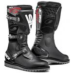 Sidi Trial Zero 1 Motocross Trials boots black