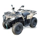 Quadzilla Terrain 450 4x4 EFI high spec quad camo