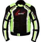 Weise Corsa Jacket Neon Yellow