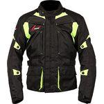 Weise Pioneer Jacket Neon Yellow / Black
