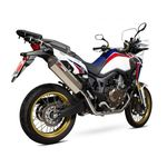 Scorpion Serket Taper Exhaust Honda CRF1000-Africa-Twin