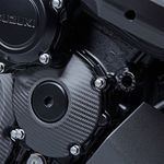 Suzuki GSX-S1000 Carbon Fibre Crankcase Cover
