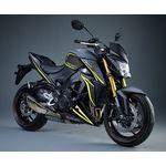 Suzuki GSX-S1000 Graphics Kit Yellow Black