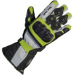Richa Ravine Gloves Black White and Yellow