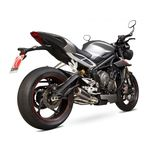 Scorpion RP-1 GP Exhaust Triumph Street Triple 765 2017