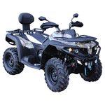 Quadzilla Terrain 550 LWB 4x4 EFI (Road Legal, EPS, Euro 4) - Camo