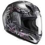 HJC CLY Vela Pink Childrens Ladies Helmet