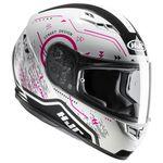 HJC CS-15 Safa Pink Helmet