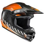 HJC CS-MX 2 II Rebel X Wing MX Helmet