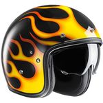 HJC FG-70S Aries Open Face Helmet