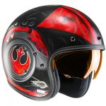 HJC FG-70S Star Wars Poe Dameron Open Face Helmet
