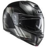 HJC RPHA 90 Tanisk - Black Flip Front Helmet