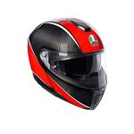 AGV Sport Modular - Aero Carbon Red