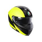 AGV Sport Modular - Hi Vis Carbon Flo Yellow