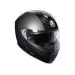 AGV Sport Modular - Mono - Gloss Carbon Dark Grey