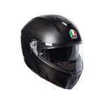 AGV Sport Modular - Mono - Matt Carbon