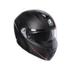 AGV Sport Modular - Tricolore Matt Carbon - Italy