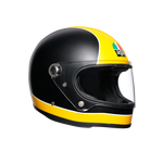 AGV X3000 - Super AGV - Matt Black / Yellow