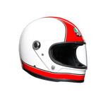 AGV X3000 - Super AGV - Red / White