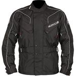 Buffalo Hurricane Jacket - Black