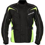 Buffalo Hurricane Jacket - Black / Neon