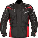 Buffalo Hurricane Jacket - Black / Red