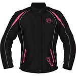 Buffalo Verona Ladies Jacket Black / Pink