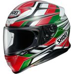 Shoei NXR Rumpus TC4 Motorcycle Helmet