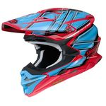 Shoei VFX-WR Glaive TC1 MX helmet