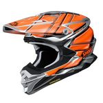 Shoei VFX-WR Glaive TC8 MX helmet