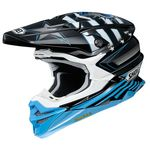 Shoei VFX-WR Grant TC2 MX helmet