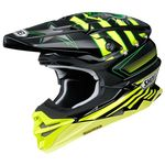 Shoei VFX-WR Grant TC3 MX helmet