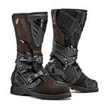 Sidi Adventure 2 Gore Motorcycle Boots - Brown